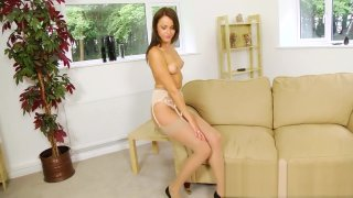 Lacey Jay Layered Nylons Preview Image