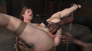 Bdsm Sub Toyed_By_Maledom And Femdom Preview Image