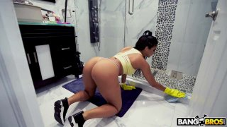 Misty Cleans Sucks And Gets Fucked Preview Image