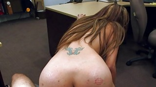Big boobs Latina gets fucked by pawn guy Preview Image