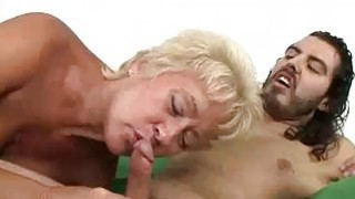 Horny Milf Wants To Suck Models Big Cock Preview Image