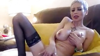 Amateur hottie toying wet pussy Preview Image