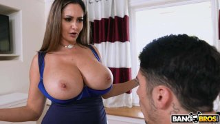 Ava Fucks Her Stepson for Sniffing Her_Panties Preview Image