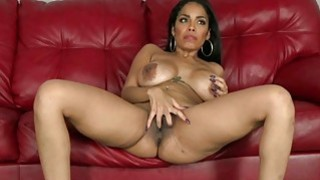Thanksgiving Cum on MILF Latina Face Preview Image