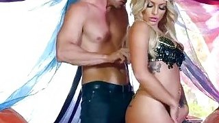 Kissa Sins Belly Dancing Preview Image