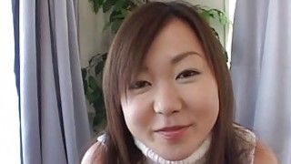 Knockout Yumi gets her big tits and pussy played with toys Preview Image