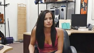 Alexis Deen is desperate for cash and fucks a horny pawn guy Preview Image