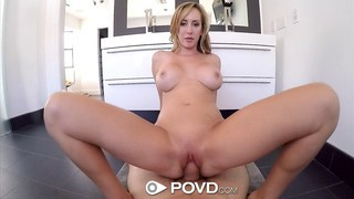 Banging Brett Rossi in_POV Preview Image
