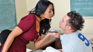 Mika Tan & John Espizedo in My First Sex Teacher Preview Image