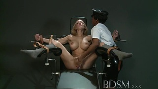 BDSM XXX Slave girl gets orgasm from angry Mistress Preview Image