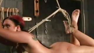 Softcore Bondage with_redhead Cutie. Must_see! Preview Image