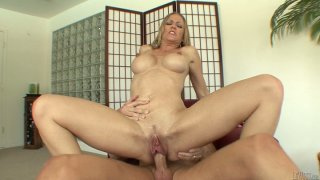 Outstanding dick rider Genna Eve jumps on the strong cock of Mark_Wood Preview Image
