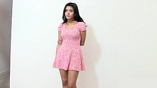 Beautiful petite Latina_stripping on camera Preview Image