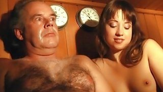 Hairy Chested Grandpa Fucks Teen With Tight Pussy Preview Image