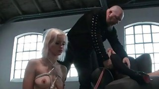 Two horny sluts tied up and used xxx Preview Image