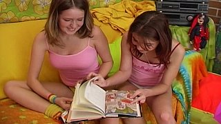 18 year old lesbian cuties Preview Image