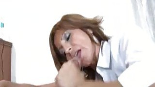 Milf Gets Shocked To See Him Beating Cock Preview Image