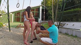Outdoors foursome Preview Image