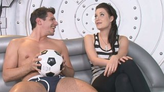 Horny_chick_Kimberly_Kane_gives_a_head Preview Image