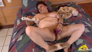 LatinChili_Horny_Matures_Solo_Compilation Preview Image