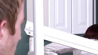 Miss Monique Alexander_sucks her patient Danny_Ds cock Preview Image