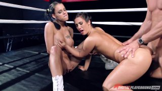 Eva Lovia vs Peta_Jensen in the_ultimate fuckoff mach Preview Image