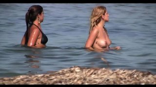 Topless Beach Girls Hd Video Spycam Preview Image