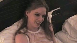 Svelte pale skin bitch Kyla King gets her sweet cunny eaten Preview Image