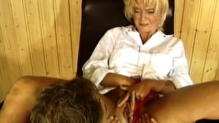 Raunchy German mature fucked hard Preview Image