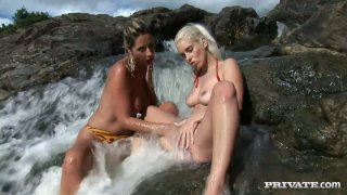 Daria Glower_in hot lesbian sex video by Private Preview Image
