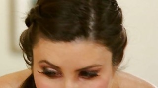 Serena Blair and April Oneil having massage and lesbian sex Preview Image