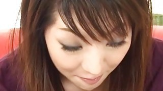 Stunning Sana strips naked to show of her_shaved pussy Preview Image