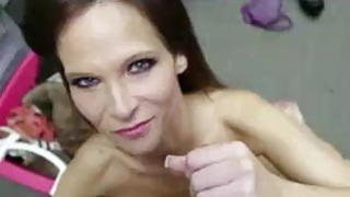Milf Gets A Chance To Grab His Big Cock Today Preview Image