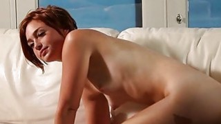 Delicious girl seduces her lover with perky boobs Preview Image