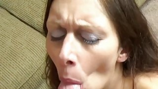 Trisha Delight is going down on a stiff cock Preview Image