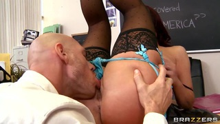 Hot milf teacher gets_fucked by a student Preview Image