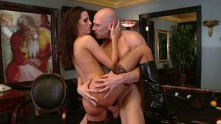 Chi-chi girl Kortney Kane gets her pussy fucked Preview Image
