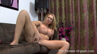 Lonely MILF takes care of herself Preview Image