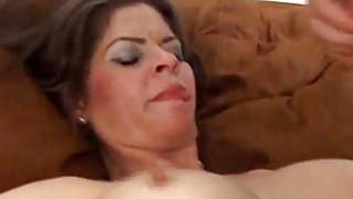 Big tits MILF creampie cumshot Preview Image
