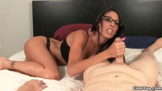 POV Sexy Teen Strokes Your Cocks Her Way With Sexy Preview Image