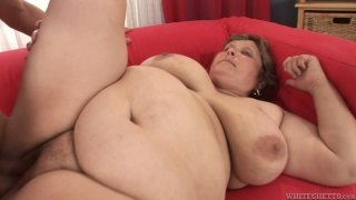 BBW Zuzana gets all styles fucked by one stud Preview Image