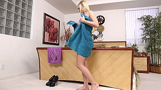Busty blondie Tristyn_Kennedy undressing Preview Image
