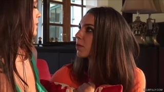 Alison Tyler and Tiffany Tyler Drink Each Other Up Preview Image