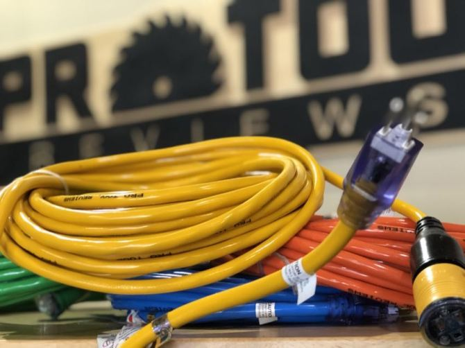 extension cord size chart  understanding wire gauge and