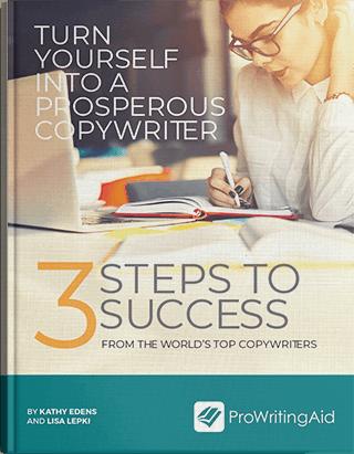 Turn Yourself Into a Prosperous Copywriter