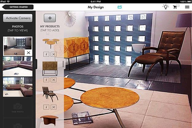 Room Design Online App