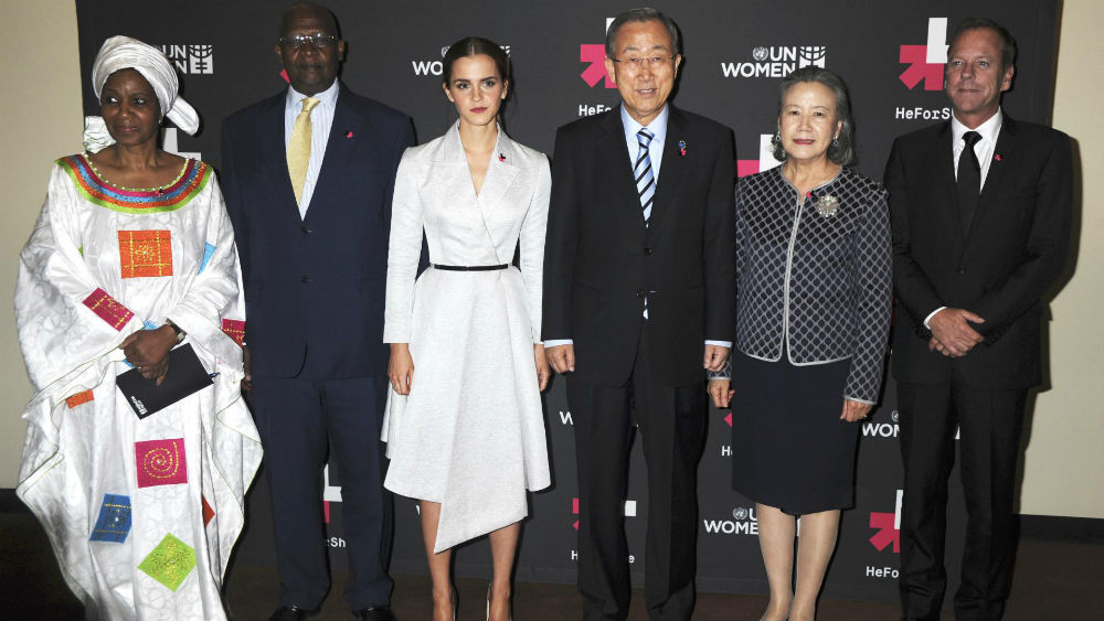 The Design Behind Emma Watson's 'HeForShe' Campaign