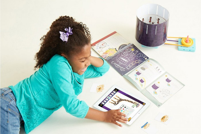 GoldieBlox Launches First Mobile App, 'Digital Playground'