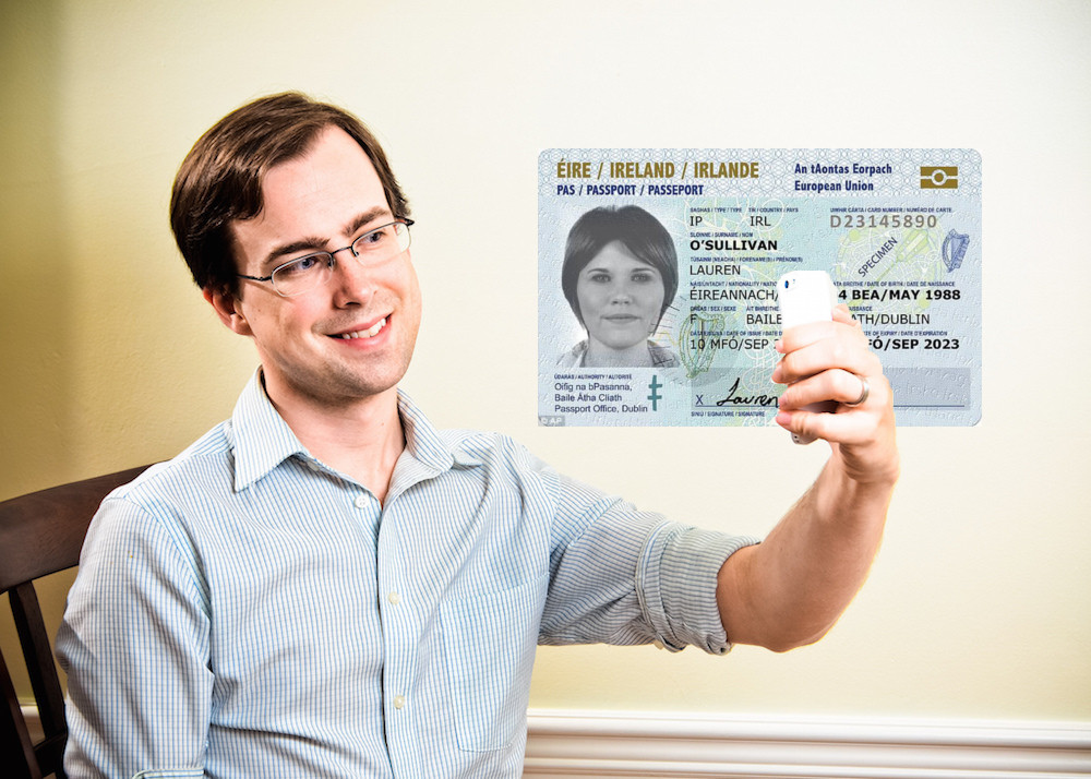 Lost Your Passport You Can Now Take A Selfie To Replace It