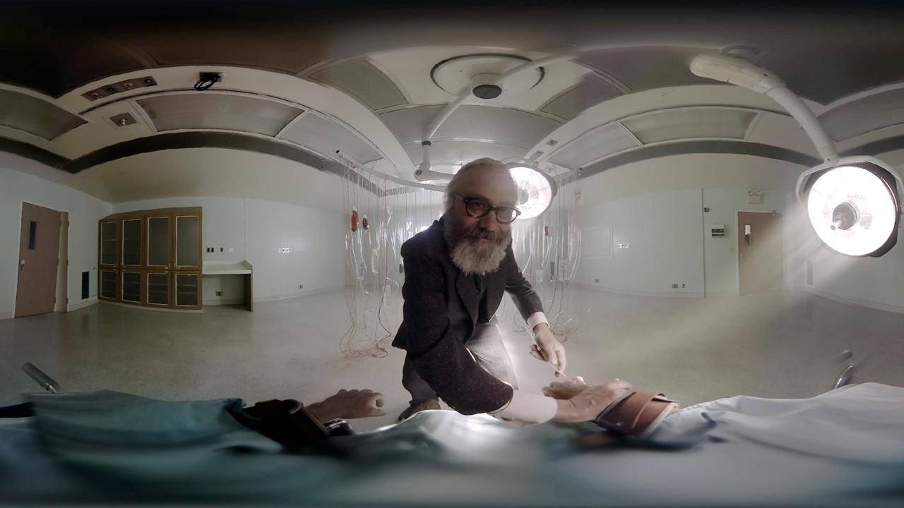Insane Asylum Padded Room